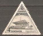 Stamps : America : Nicaragua :  TRIBUNA  MONUMENTAL  EN  MANAGUA