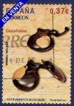 Sellos de Europa - España -  Edifil 4782 Castañuelas 0,37