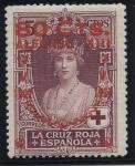 Sellos de Europa - España -  ESPAÑA 382 XXV ANIVERSARIO DE LA CORONACION DE ALFONSO XIII