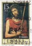Stamps Spain -  ECCE-HOMO  (J.DE JUANES) (11)