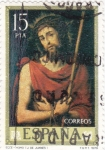 Stamps of the world : Spain :  ECCE-HOMO  (J.DE JUANES) (11)