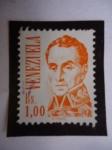 Sellos de America - Venezuela -  Simón Bolívar.