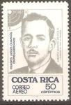 Stamps Costa Rica -  PRIMEROS  JUEGOS  OLÌMPICOS  CENTROAMERICANOS.  ALBERTO  MONTES  DE  OCA  CAMPEÒN  TIRO  AL  BLANCO