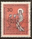 Sellos de Europa - Alemania -  81.Congreso de los católicos alemanes en Bamberg.