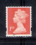 Sellos de Europa - Reino Unido -  Isabel II tipo Machin