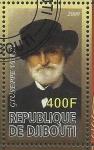 Stamps Africa - Djibouti -  Verdi