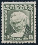 Sellos de Europa - España -   ESPAÑA 1006 II CENTENARIO DEL NACIMIENTO DEL PINTOR FRANCISCO DE GOYA Y LUCIENTES