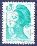 Sellos de Europa - Francia -  FRA Yvert 2181 Liberté 0,20