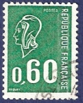 Sellos de Europa - Francia -  FRA Yvert 1815 Marianne de Béquet 0,60 (2)