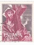 Stamps Spain -  MISTERIOS DEL STO. ROSARIO- venta (11)