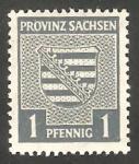 Stamps Germany -  8 - Escudo de armas
