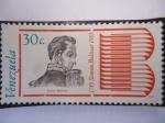 Stamps Venezuela -  Bicentenario del nacimiento de Simón Bolívar 1783 -1983.