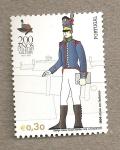 Stamps Europe - Portugal -  200 Años Colegio Militar