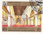 Sellos de Asia - Yemen -  MEZQUITA DE AL-AQSA EN JERUSALÉN