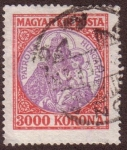 Stamps : Europe : Hungary :  Patrona Hungariae