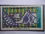 Stamps Venezuela -  IX Congreso  I.P.C.T.T (26-30 Sep.)