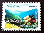 Stamps : Europe : France :  Ciruelas de la región de Lorraine
