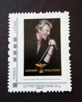 Stamps : Europe : France :  Johnny Hallyday