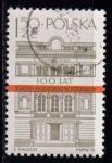 Sellos de Europa - Polonia -  Teatro Polaco