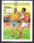 Sellos del Mundo : Africa : Guinea : Football