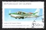 Sellos del Mundo : Africa : Guinea : Gardan GY-80 Horizon