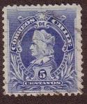 Stamps : America : Chile :  Cristóbal Colón