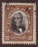 Stamps Chile -  José Joaquín Pérez