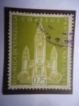 Stamps Venezuela -  Panteón Nacional.