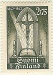 Stamps Finland -  Alatar y biblia