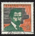 Sellos del Mundo : Europa : Checoslovaquia : Jan Preisler  1872-1918