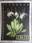 Stamps Venezuela -  Orquídea - Masdevallia Tovarensis Rchb.F.