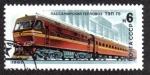 Sellos de Europa - Rusia -  Locomotora Clase TEP 75