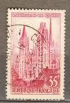 Sellos de Europa - Francia -  Catedral de Rouen (286)