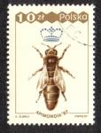 Stamps Poland -  Aveja