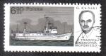 Sellos del Mundo : Europa : Polonia : G. Kanski con la tradición Educación Marítima