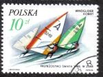 Sellos de Europa - Polonia -  campeonato del mundo en 1985 en la URSS