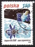 Stamps Poland -  Copernicus 500