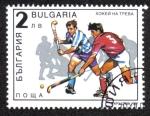 Sellos de Europa - Bulgaria -  Hockey sobre Pasto