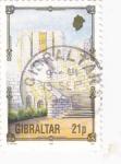 Stamps Gibraltar -  ARQUITECTURA