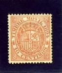 Stamps Europe - Spain -  Timbre movil. Escudo de España