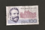 Stamps Germany -  Paul Wallot, Arquitecto