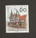 Stamps Germany -  Ayuntamiento de Duderstadt