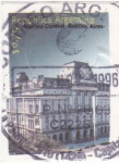 Stamps Argentina -  CORREO CENTRAL BUENOS AIRES