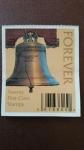 Stamps : America : United_States :  Campana de la Libertad: Forever