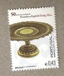 Stamps Europe - Portugal -  50 Años de la Fundación Ricardo do Espiritu Santo Silva