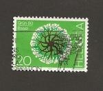Stamps Switzerland -  Exposición horticultura y jardinería en Basilea