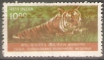 Stamps India -  TIGRE