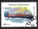 Sellos de Africa - Madagascar -  Inglaterra Ferry