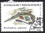 Stamps Madagascar -  Fauna Marina