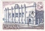 Sellos de Europa - España -  Universidad de S. Marcos- Lima (12)